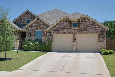 Georgetown Single Family Home For Sale: 152 Fannin Battleground Ln