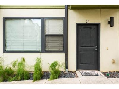 Austin Condo/Townhouse Pending - Taking Backups: 304 W Alpine Rd #31