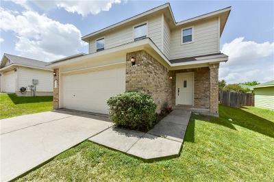 Kyle Single Family Home For Sale: 125 Mood Lake Dr