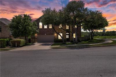 Cedar Park Single Family Home For Sale: 501 S Frontier Ln