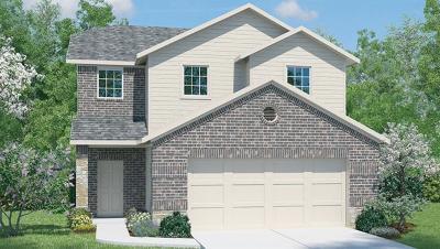 Leander Single Family Home For Sale: 124 Blue Sage Dr