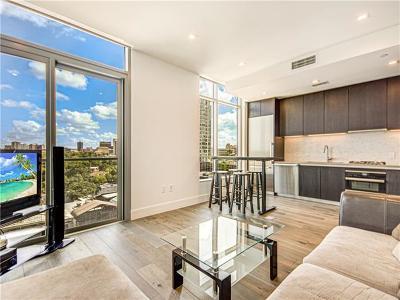 Austin Rental For Rent: 501 West Ave #1006