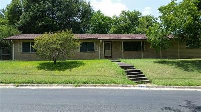 Austin TX Single Family Home Pending - Taking Backups: $599,900