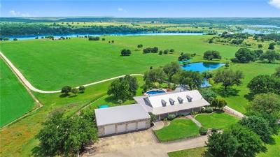 Burnet County, Lampasas County, Bell County, Williamson County, llano, Blanco County, Mills County, Hamilton County, San Saba County, Coryell County Farm For Sale: 575 Cimarron Ranch