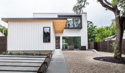 Travis County Single Family Home Pending - Taking Backups: 5402 Evans Ave #1