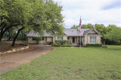 Wimberley Single Family Home For Sale: 625 Las Colinas Dr