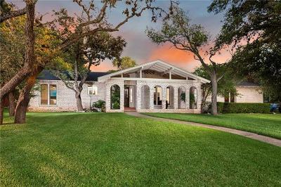 Austin Single Family Home Pending - Taking Backups: 4305 Far West Blvd