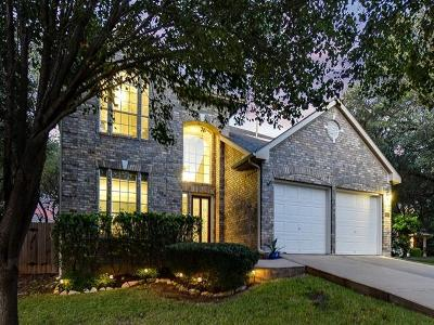 Austin Single Family Home For Sale: 12820 Lantana Ridge Ct