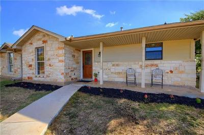 Del Valle TX Single Family Home For Sale: $260,000