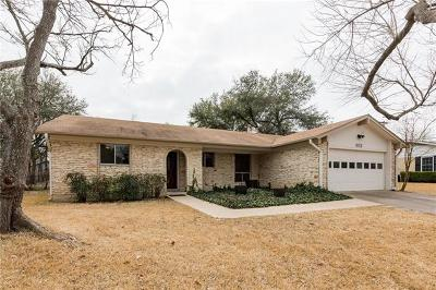 Travis County Single Family Home For Sale: 903 Floradale Dr
