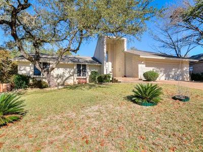 Single Family Home For Sale: 5500 Cedro Trl