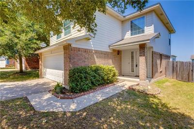 Pflugerville Single Family Home Pending - Taking Backups: 15220 Mandarin Xing