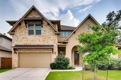 Austin Single Family Home For Sale: 14305 Genesee Trl
