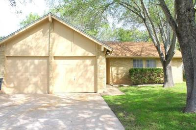 Single Family Home For Sale: 1110 Speer Ln