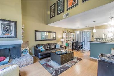 Austin Condo/Townhouse For Sale: 5604 Woodrow Ave #2