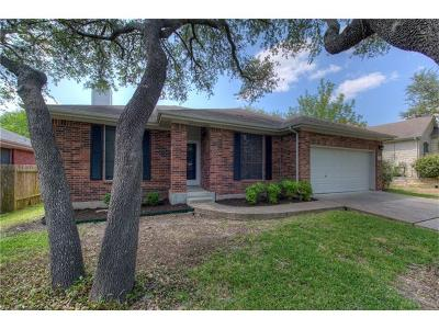Austin Single Family Home For Sale: 9306 Colberg Dr