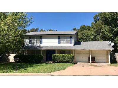 Austin Single Family Home For Sale: 7004 Burnell Dr