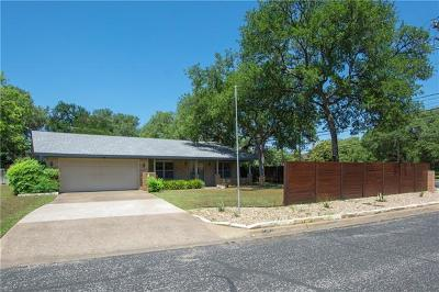 Austin Single Family Home For Sale: 2000 Oakglen Dr