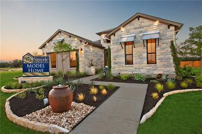 Round Rock Single Family Home For Sale: 3804 Broadway Path