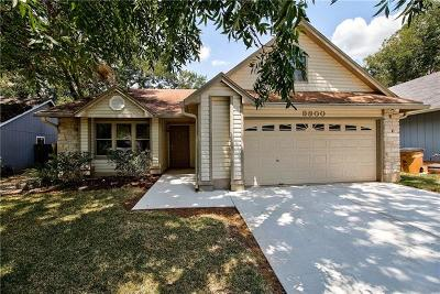 Single Family Home For Sale: 9900 Willers Way