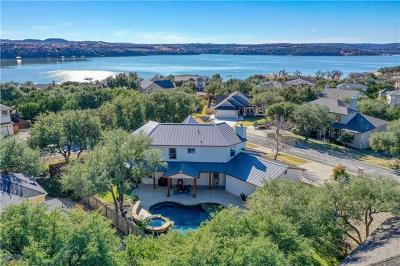 Point Venture Single Family Home For Sale: 705 Cedar Dr