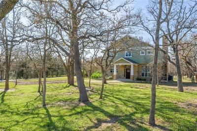 Bastrop Single Family Home For Sale: 127 Musket Dr