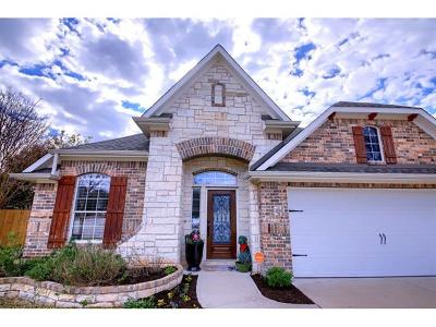 Cedar Park Single Family Home Pending - Taking Backups: 3726 Tall Cedars Rd