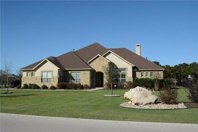 Leander Single Family Home For Sale: 820 Dream Catcher