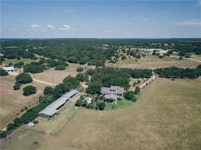 Williamson County Single Family Home For Sale: 3401 County Road 233
