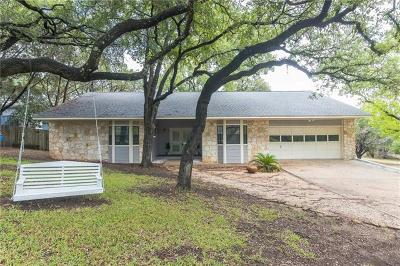 Lago Vista TX Single Family Home For Sale: $239,900