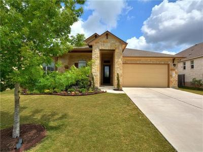Austin Single Family Home For Sale: 240 Willow Walk Cv