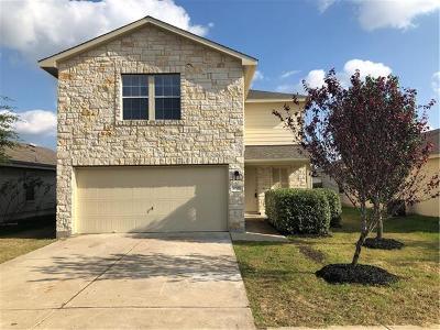 Del Valle Single Family Home For Sale: 6709 Plains Crest Dr