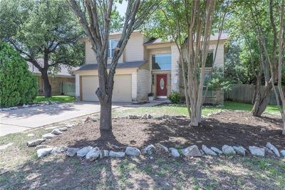 Williamson County Single Family Home For Sale: 305 Tamara Dr