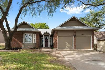 Single Family Home Pending - Taking Backups: 14912 Alpha Collier Dr