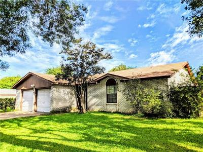 Single Family Home For Sale: 1501 Wildflower Dr