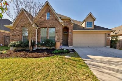 Manor Single Family Home For Sale: 13517 Green Lodge Ct