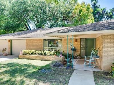 Austin Single Family Home For Sale: 6103 Rickey Dr