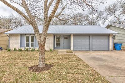 Single Family Home For Sale: 9864 Childress Dr