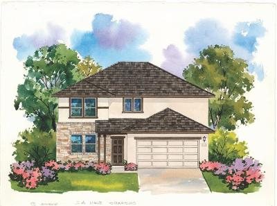 Round Rock Single Family Home For Sale: 6792 Catania Loop