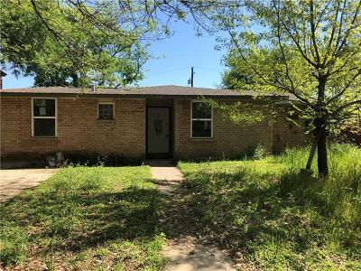 Austin Single Family Home For Sale: 6301 Peggy St