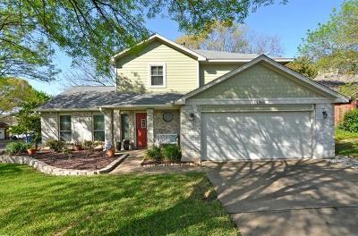 Austin Single Family Home For Sale: 14300 Richard Walker