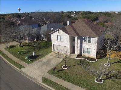 Cedar Park Single Family Home For Sale: 1031 Silverstone Ln