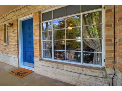 Austin Condo/Townhouse For Sale: 3309 Grooms St #203-2