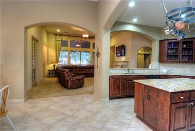 Round Rock Single Family Home For Sale: 2597 Los Alamos Pass