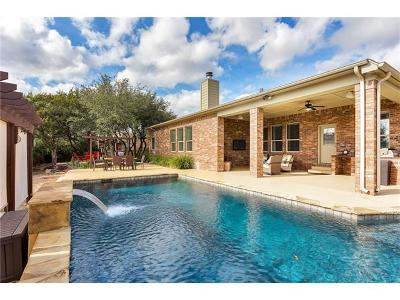 Hays County, Travis County, Williamson County Single Family Home Pending - Taking Backups: 121 Acadia Ct