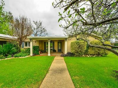 Austin Single Family Home For Sale: 5609 Arroyo Rd