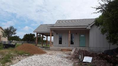 Dripping Springs Single Family Home Pending - Taking Backups: 10414 Parkwood Dr