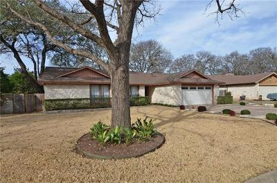 Austin Single Family Home Pending - Taking Backups: 4400 Twisted Tree Dr