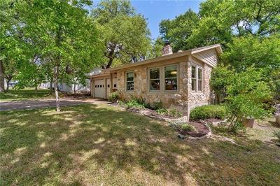 Austin Single Family Home Pending - Taking Backups: 8007 Manassas Dr