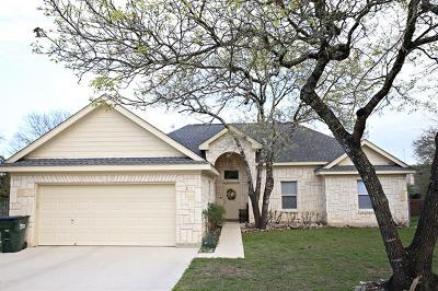 Wimberley Single Family Home For Sale: 25 Flaming Cliff Rd